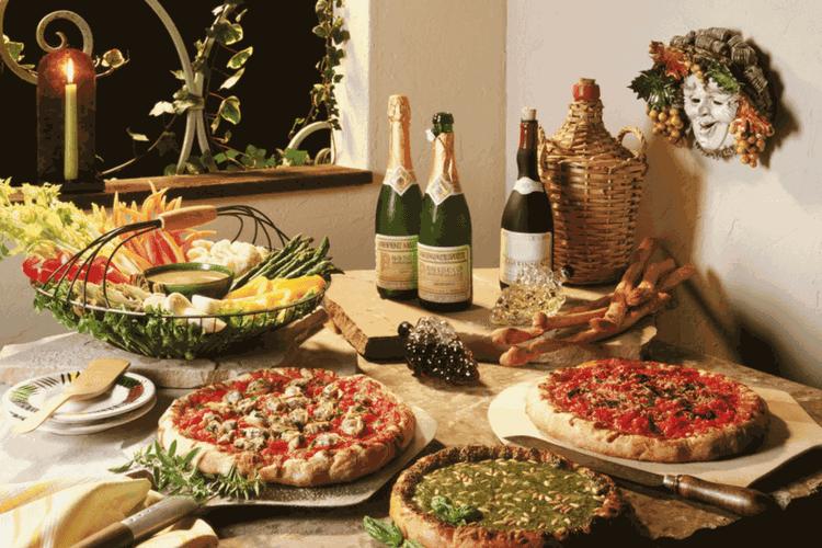 Savour an Italian Meal