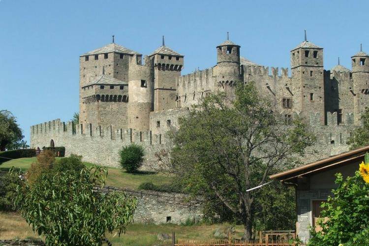 Castle of Fenis, Valle d'Aosta