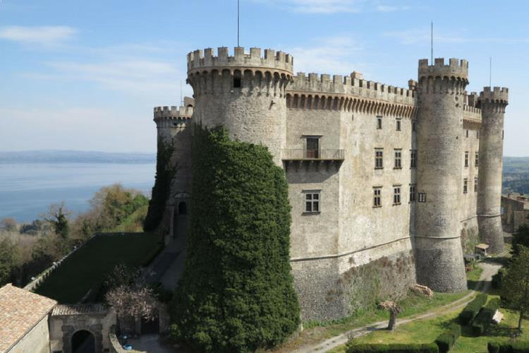 Odescalchi Castle, Bracciano
