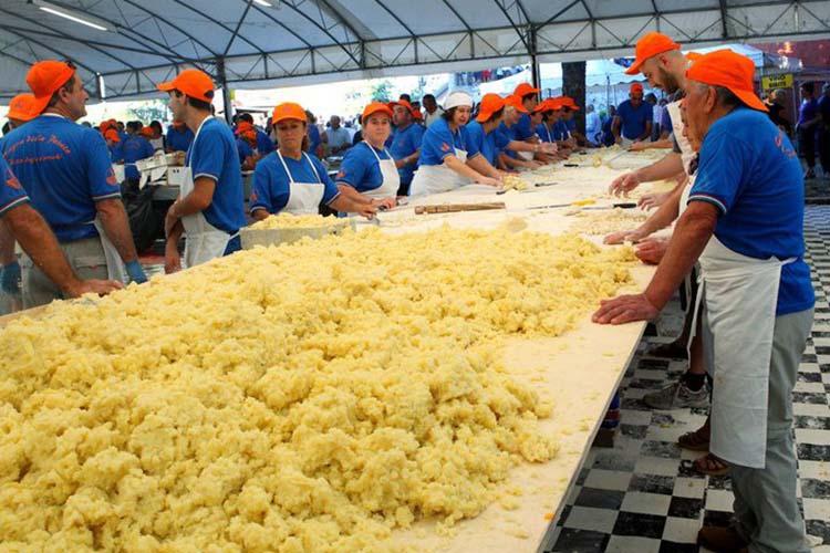 Sagra food festival