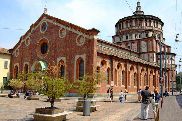 Church of Santa Maria delle Grazie