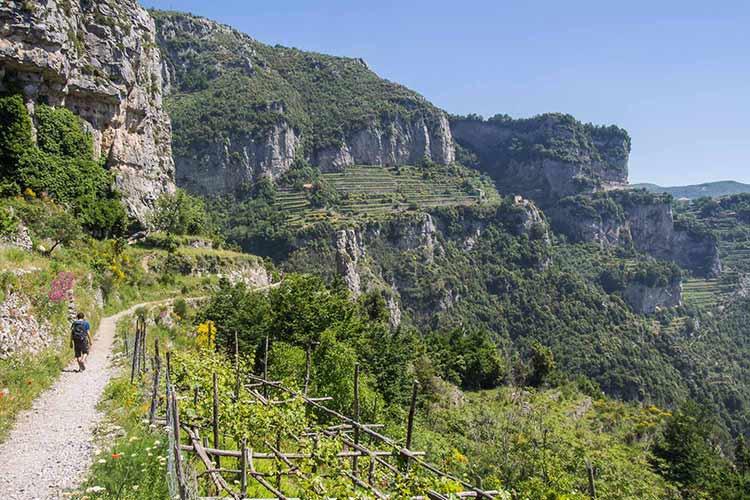 Sentiero degli Dei, Amalfo Coast