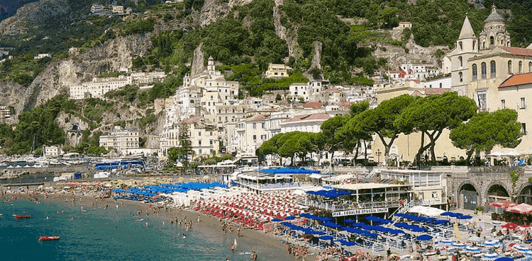 Amalfi Coast and Capri