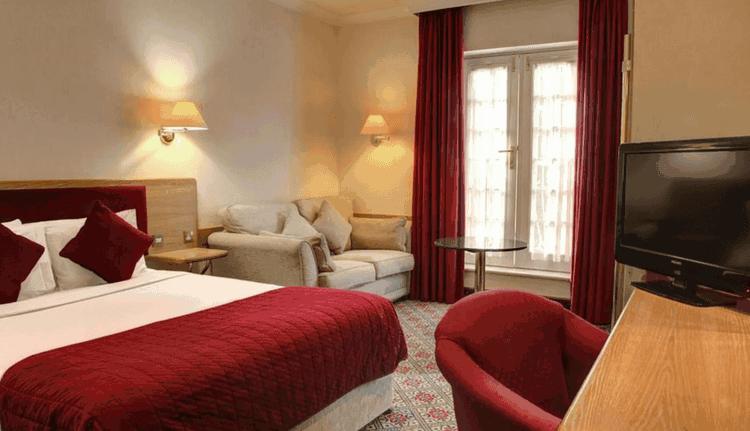 Caput Mundi Hotel in Italy
