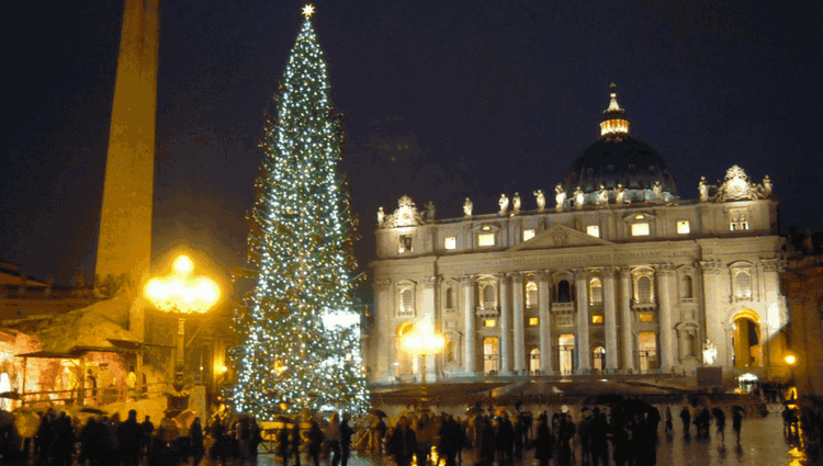 Christmas Celebration at Vatican Museum