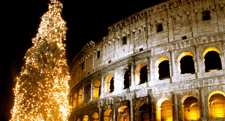 Christmas at Colosseum