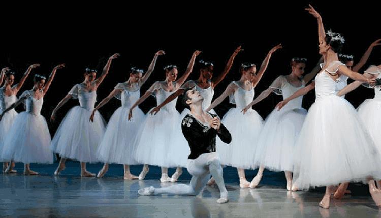 Ballet in Rome