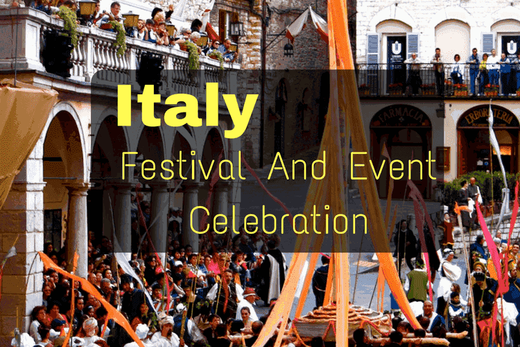 Italy Festivals & Events
