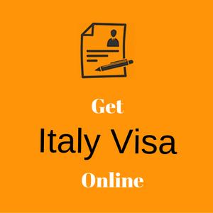 Italy Visa Online