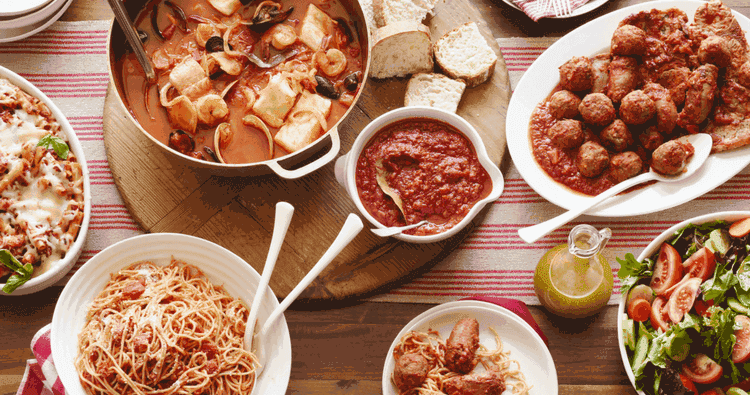 Food to Eat in Italy