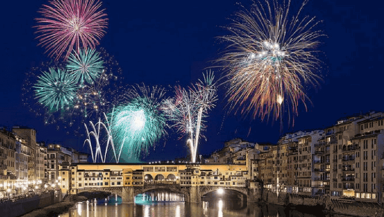 New Years Eve in Florence