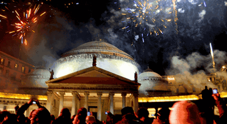 New Years Eve in Naples and Capri