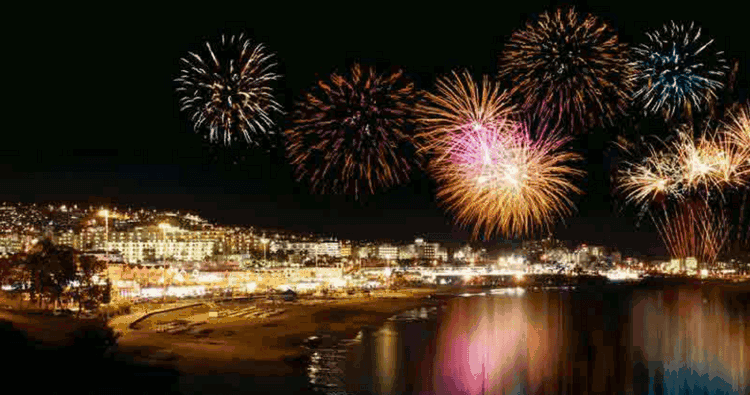 New Years Eve in Rimini
