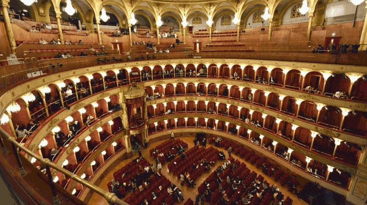 Teatro Dell'Opera, Rome Italy