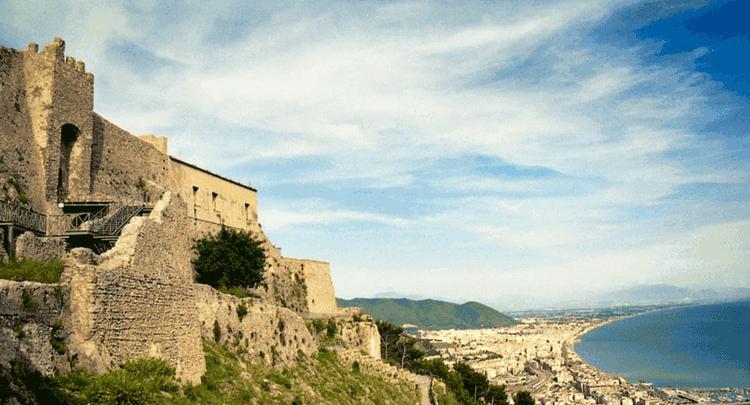 Castello di Arechi, Salerno