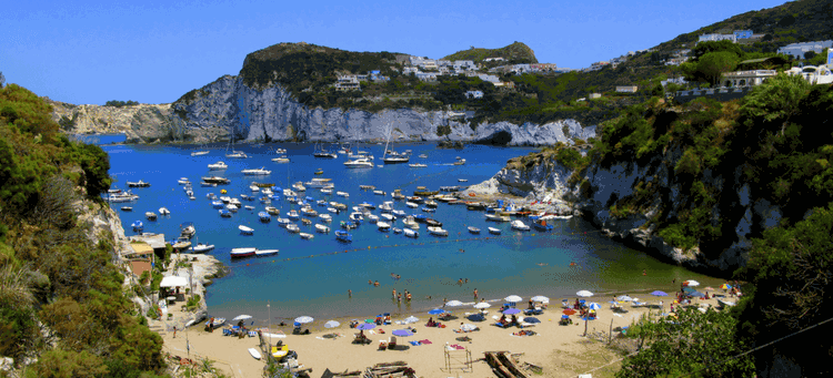 The Island of Ponza
