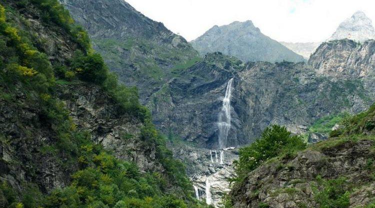 Cascate del Serio, Lombardy
