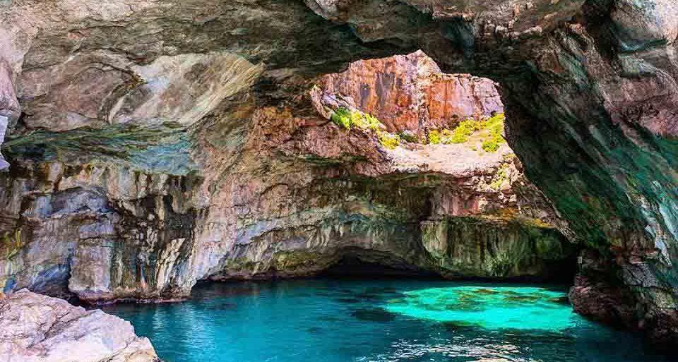 Marettimo island
