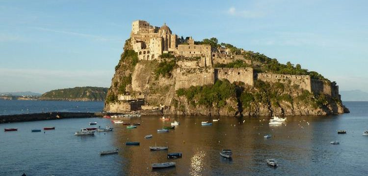 Aragonese Castle, Ischia
