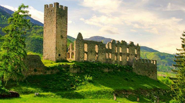 Belfort Castle, Trentino