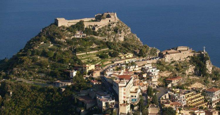Castello Saraceno, Taormina, Sicily