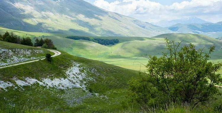 Mount Sibiline National park, Umbria