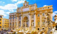 Trevi Fountain – Rome
