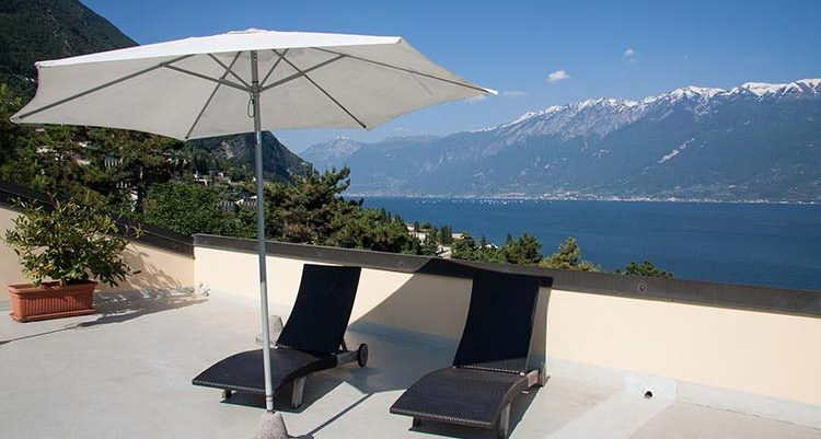 Roof Terrace, Italy